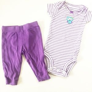 Newborn Owl Outfit